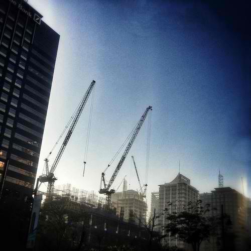 That Crane