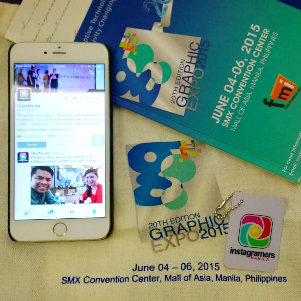 EDC - 20th Graphic Expo